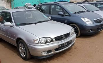Toyota Corolla 1998-1999